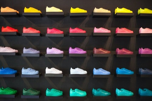 Adidas Shoes Superstar Colors