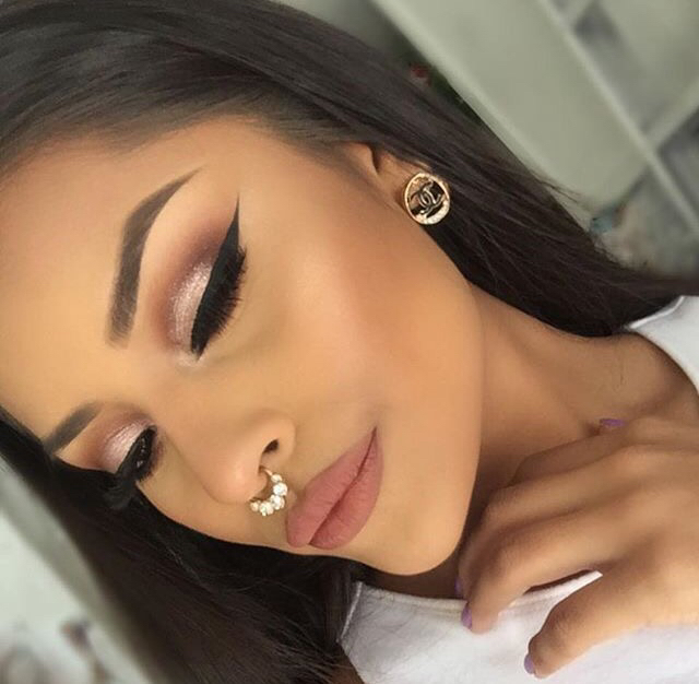 beauty, cute, eyeliner and fashion