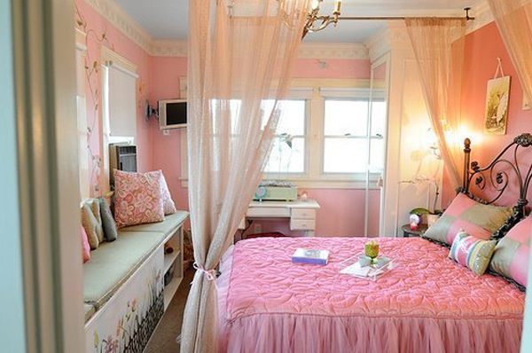 Pink Bedroom 3 Image 3191966 By Marine21 On