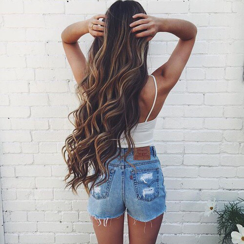 beautiful, brunette, curls, curly, fashion, girl, hair, hairstyle, jeans, long hair, perfect, style, stylish