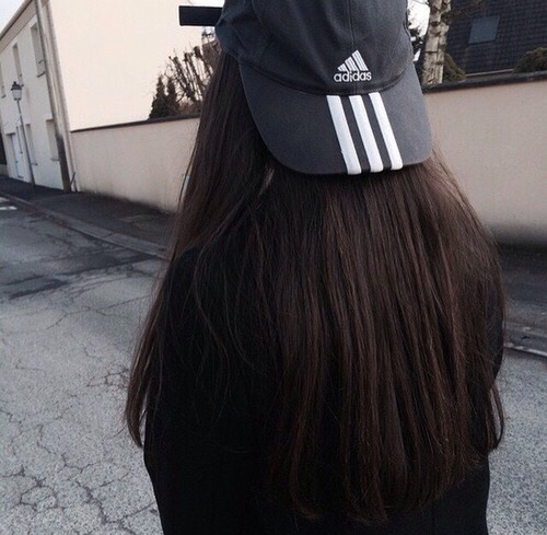 adidas, black and white, cap and fashion
