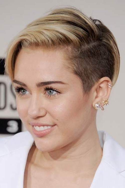 Haircut Women 2016 : Shaved Hairstyles For Women - Short Haircuts 2016 - image #3260626 by ...