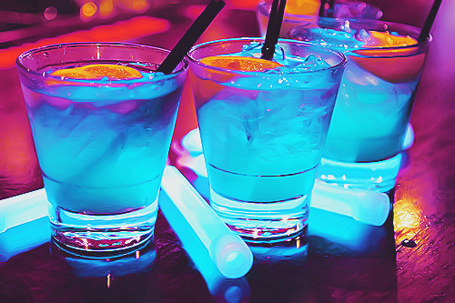 Cool Mixed Drinks For Parties