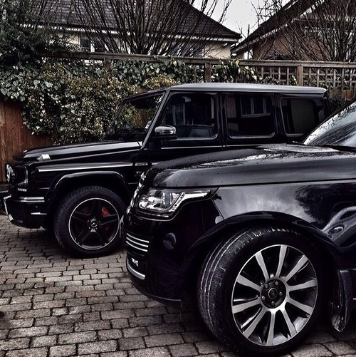 Untitled via tumblr image 3452372 by rayman on for Mercedes benz range rover