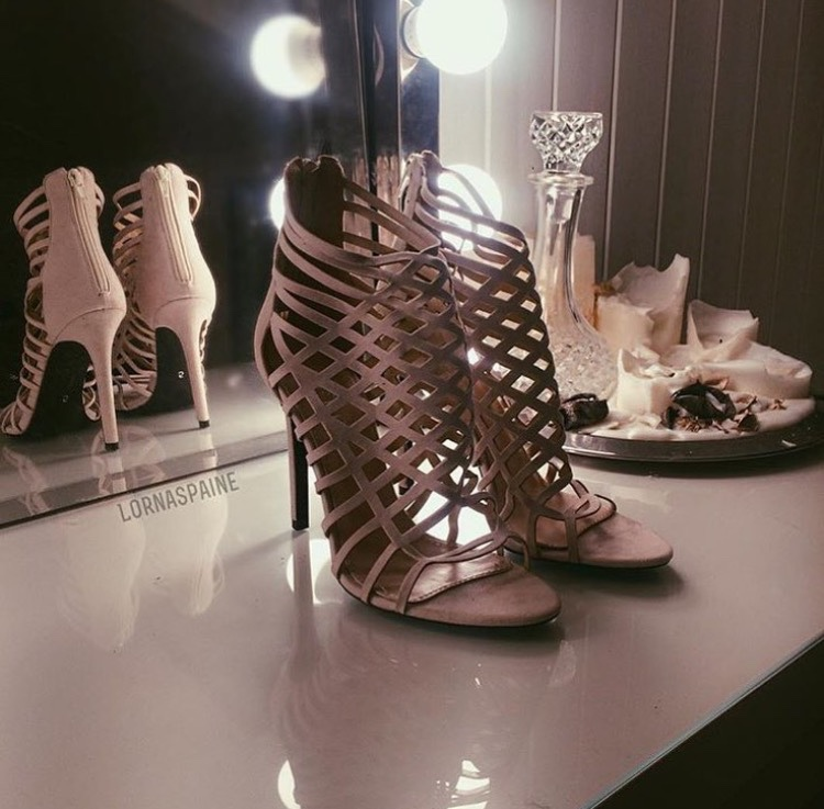 luxe, luxury and shoes