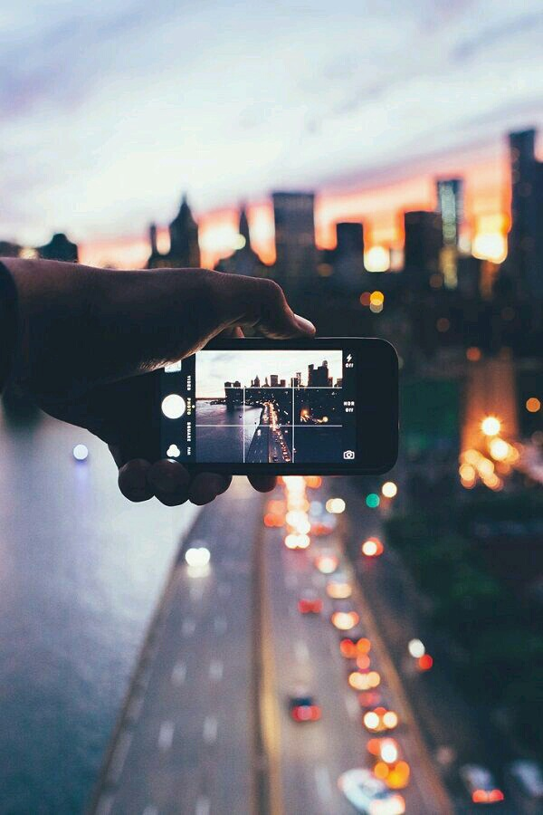 Admire the bright lights - image #3473132 by marine21 on ...