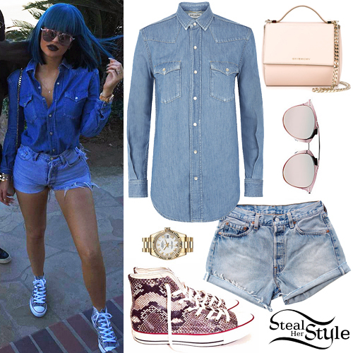 Steal Her Style Celebrity Fashion Identified Image