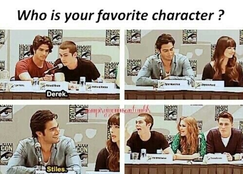 teen wolf images