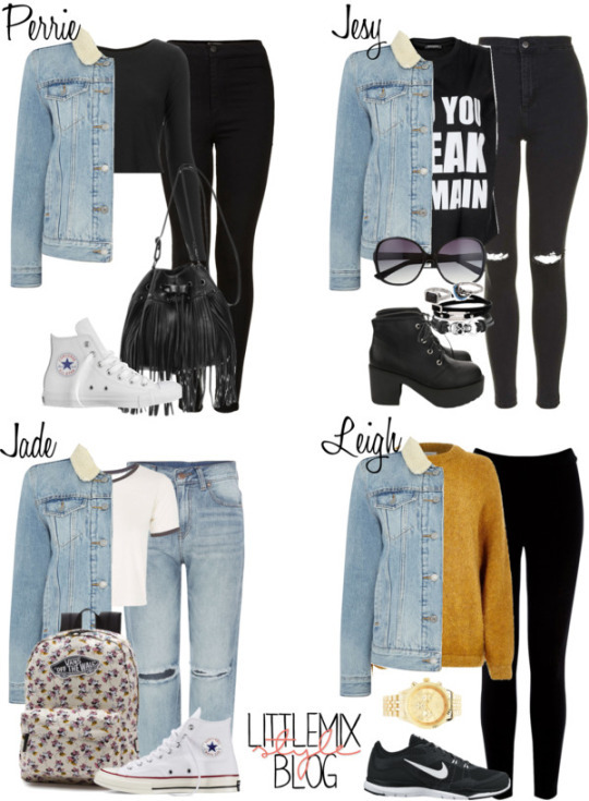 Little Mix Style Via Tumblr Image 3556966 By Rayman On