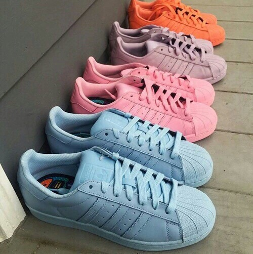All Star Adidas Blue