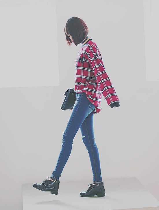 Korean Fashion Via Tumblr Image 3628576 By Marine21 On
