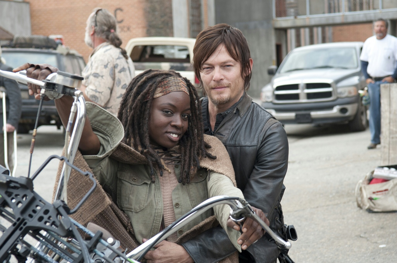 amazing, amc, motorcycle, scary, tv show, daryl dixion