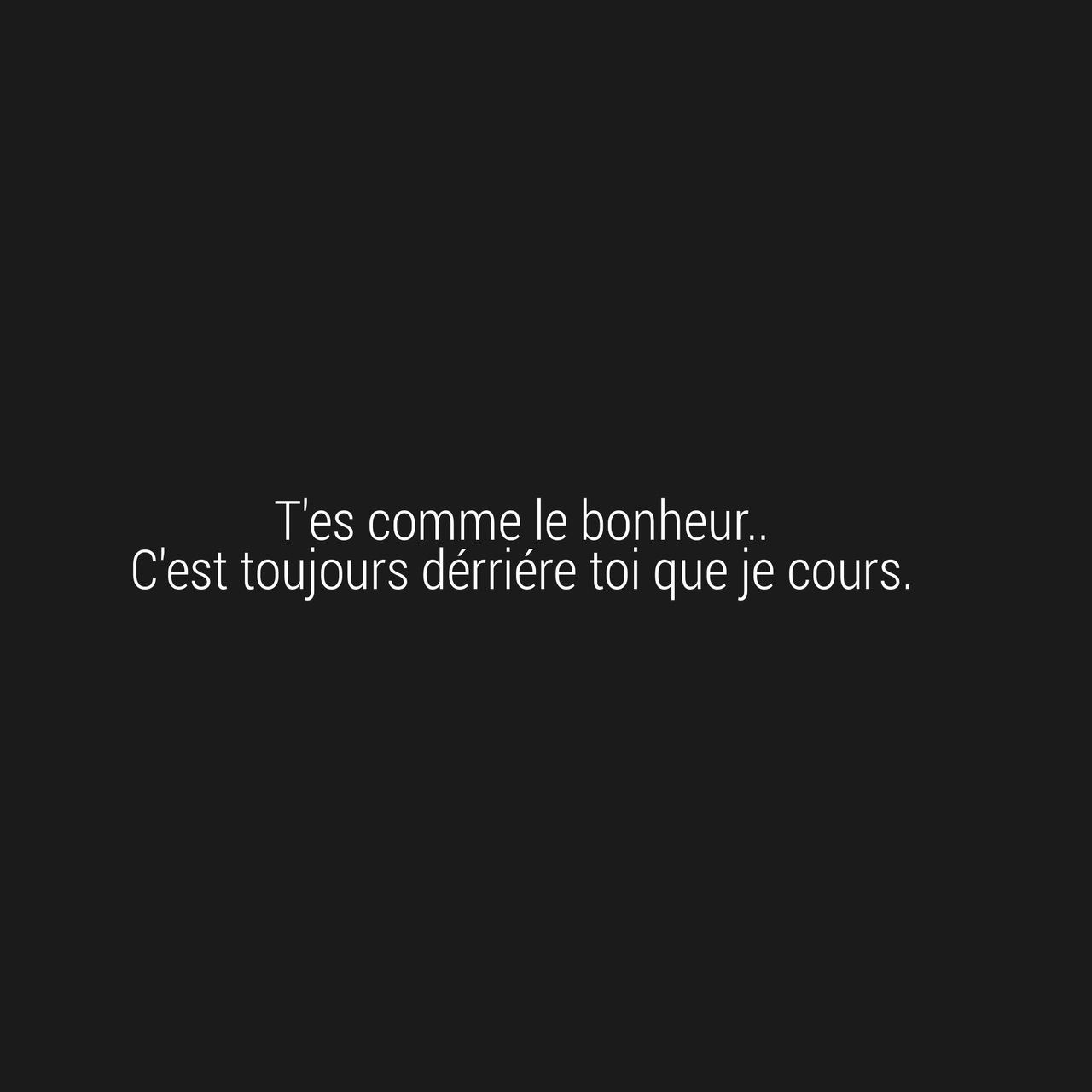 Amour Citation Francais French Love Image 3693176 By