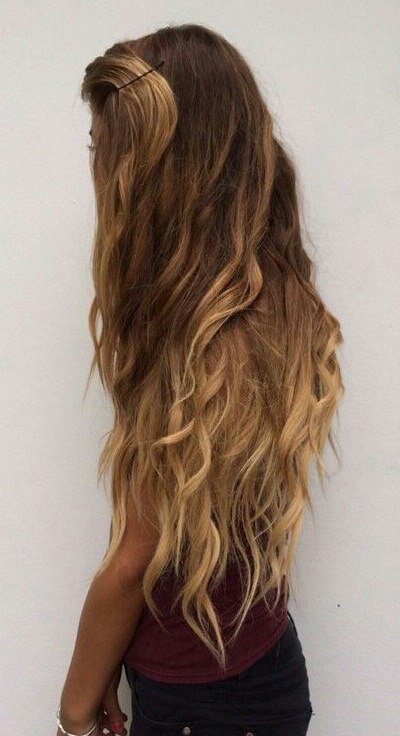 Hairstyle Goals : beautiful, cabello largo, goals, hair, hairstyle - image #3757726 by ...