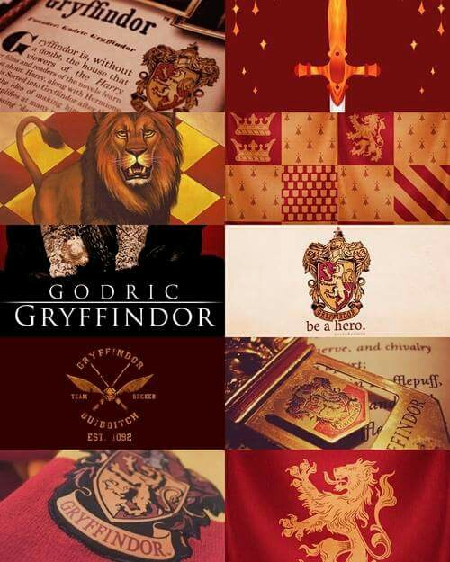 11++ Harry Potter Wallpaper Gryffindor