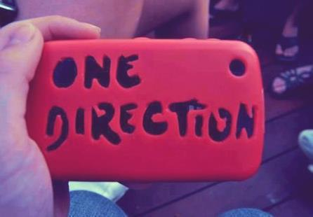 1d, :), blackberry, directioner, ipad, iphone, ipod, love, one direction, tellephone