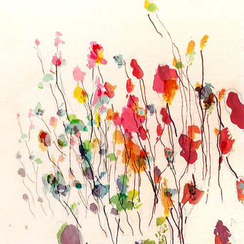 Abstract art cool cute image 538752 on for Cute abstract art