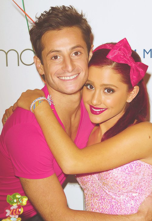 ariana grande, beautiful, disney, dress, fashion, frankie & ari, girl, hair, lips, photoshoot, red hair, sexy, smile, style, vintage