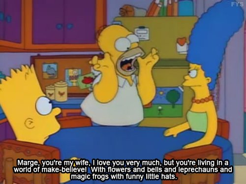 couple, homer simpson, lisa simpson, love