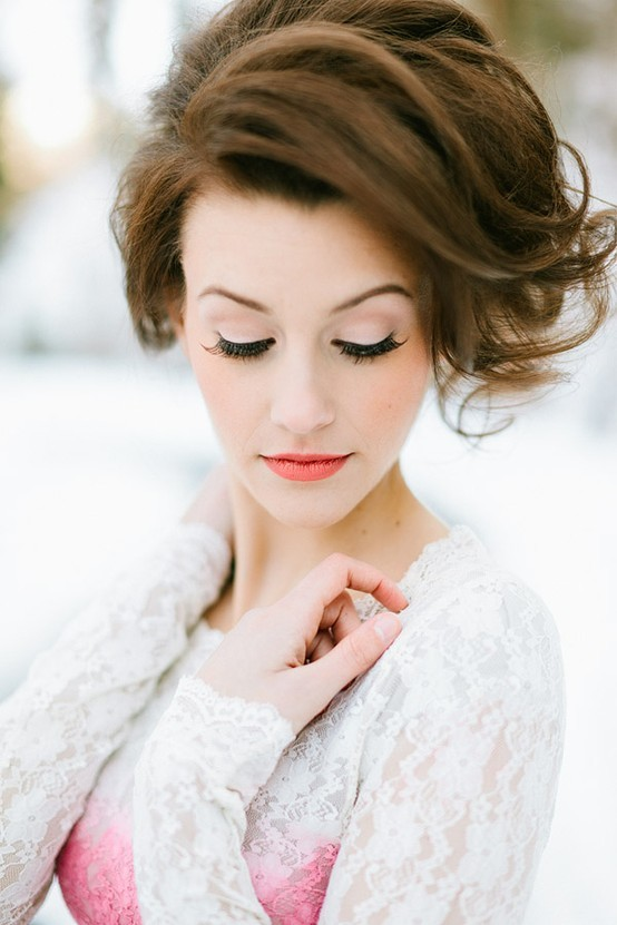 Superb Cute Girl Hair Make Up Image 541247 On Favim Com Hairstyles For Women Draintrainus