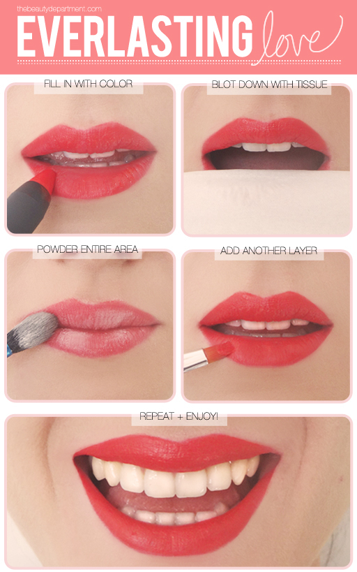 diy, everlasting, last long, lips