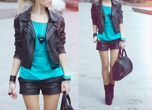 girls fashion jackets fashion girls leather