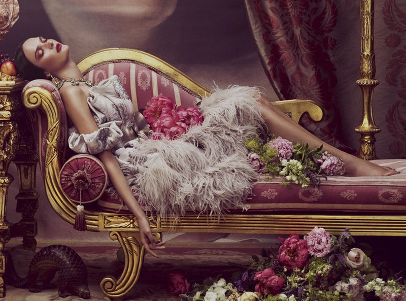 andrew yee, baroque, beauty, fashion, mode, rococo, style