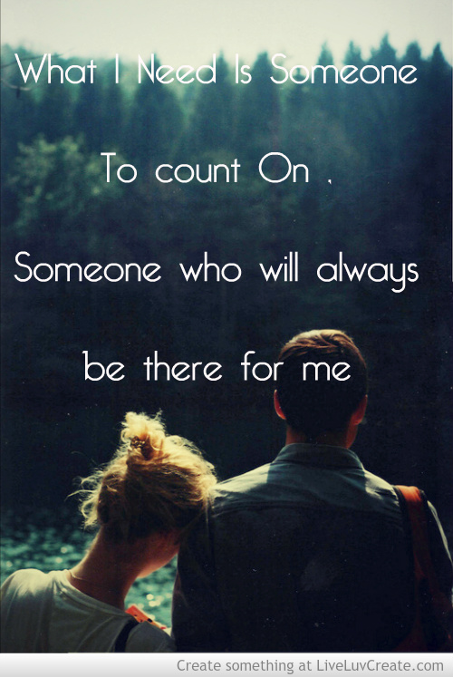beautiful, count on, couples, cute, love, pretty, quote, quotes