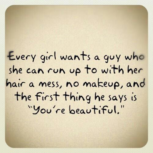 Girlfriend Quotes For Him : Beautiful girls love pretty quotes image on