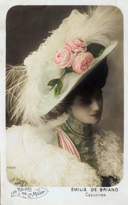 beauty, lady, france, vintage, hat