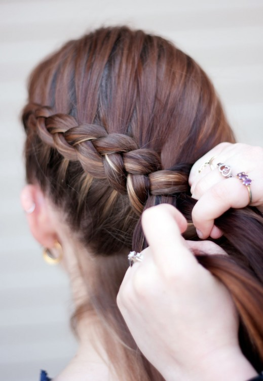 braid, catching fire, hair, jennifer lawrence, katniss, mocking jay, movie, primrose, style, the hunger games