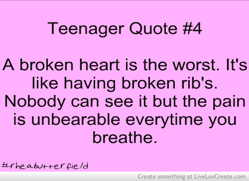 Broken Heart Quotes Boyfriend: Break up quotes broken heart.