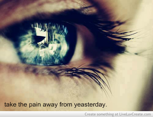 Sad Love Quotes About Eyes : Blue Eyes Crying Quotes. QuotesGram