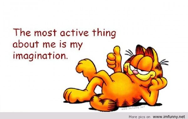 Funny garfield quotes quotesgram - Funny garfield pics ...
