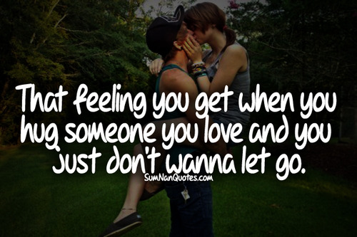 girl, boy, couple, hug, sumnanquotes
