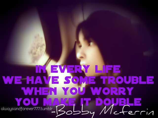 girl, song, worry, quote, lyrics