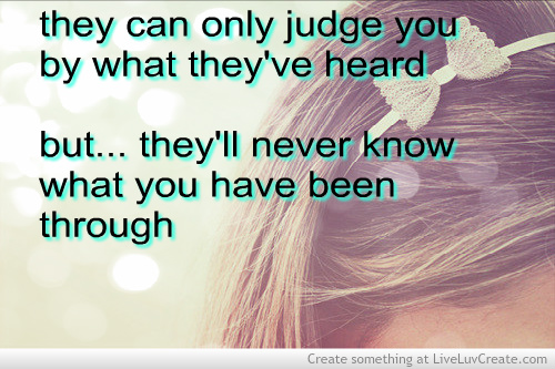 couples, cute, girls, love, pretty, quote, quotes, they judge by