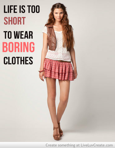 Style Quotes For Girls