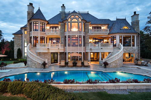 house, luxury