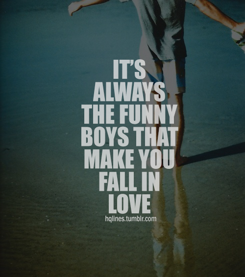 Funny Quotes About Boys And Love : boy, funny, girl, hqlines, life, love, quotes, sayings