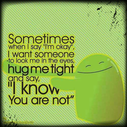 hug love pretty quotes quote image 569039 on