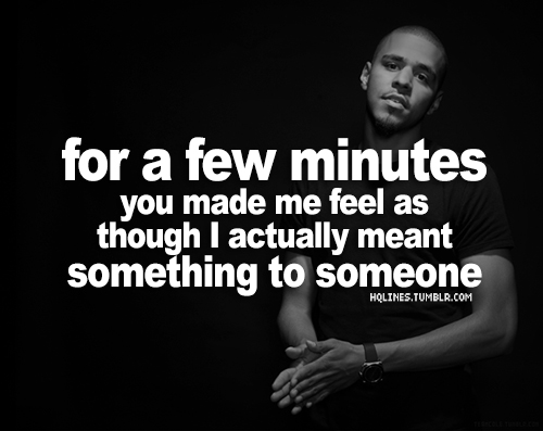 j cole quotes about love - photo #7
