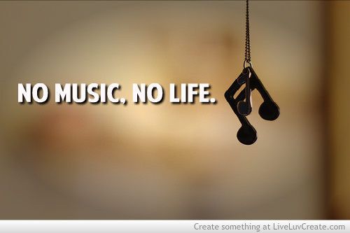 Funny Quotes On Music Lovers : Music And Love Quotes Love Quotes