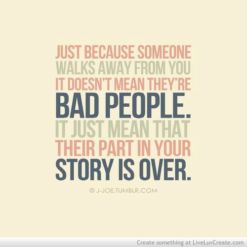 Life, Bad People, Love, Pretty, Quotes