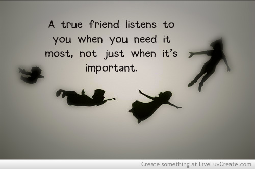 True Quotes About Life And Friendship : True life quotes friend quotesgram