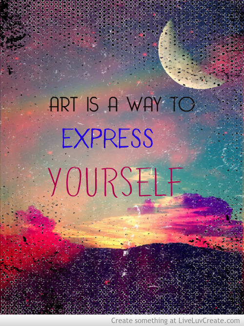 Indie art quotes