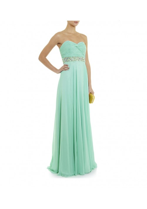 Pale Green Prom Dresses 113