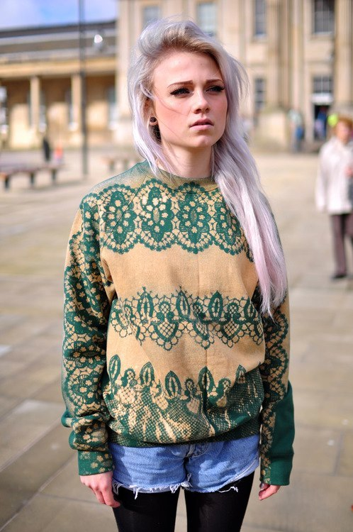 London Street Style Fashion Vintage Image 563930 On
