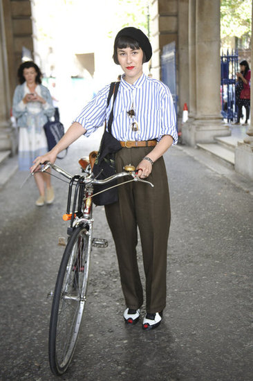 London Street Style Fashion Vintage Image 563933 On