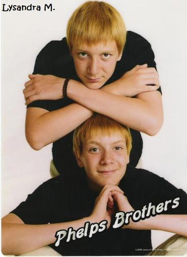 james and oliver phelps young - photo #2